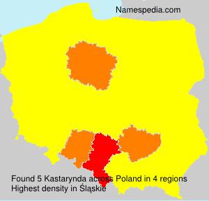 Kastarynda