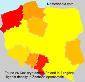 Kaziszyn