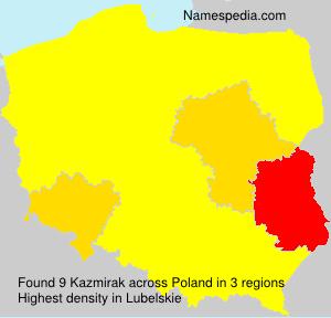 Kazmirak - Poland