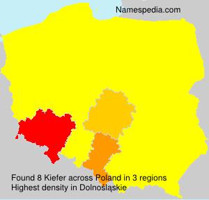 Kiefer - Poland