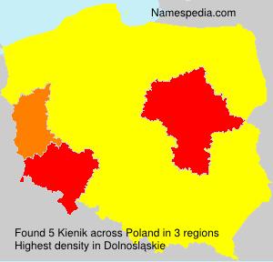 Kienik - Poland
