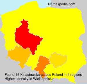 Kinastowska