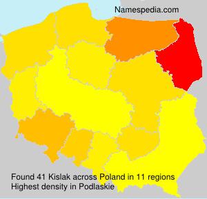 Kislak - Poland