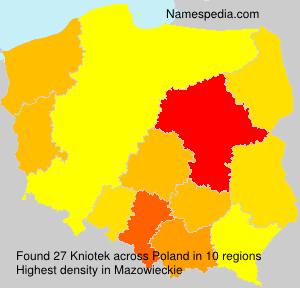 Kniotek - Poland