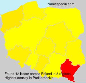 Kocor - Poland
