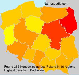 Koncewicz - Poland