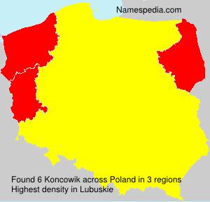 Koncowik - Poland