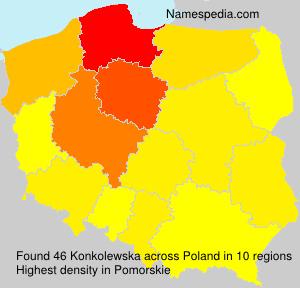 Konkolewska