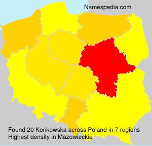 Konkowska