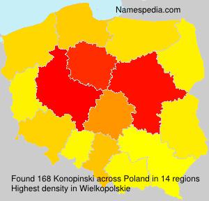 Konopinski - Poland