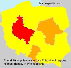 Kopniewska
