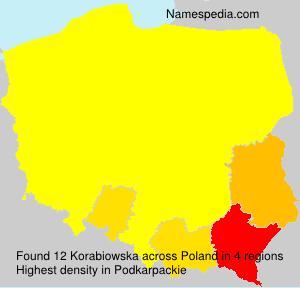 Korabiowska