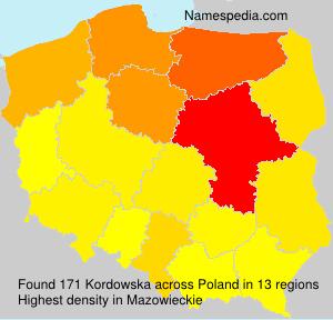 Kordowska