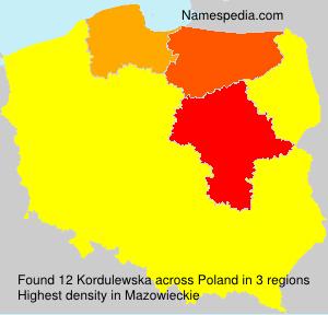 Kordulewska