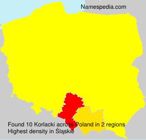 Korlacki