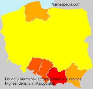 Kormanek