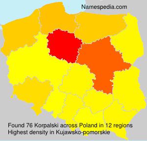 Korpalski
