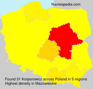 Korporowicz