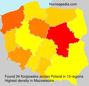 Korpowska