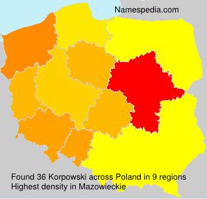 Korpowski
