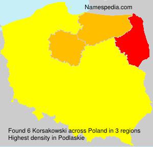 Korsakowski