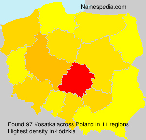 Kosatka - Poland