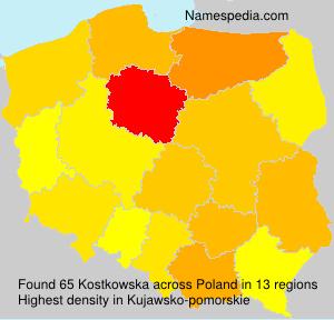 Kostkowska