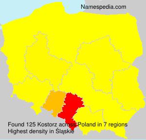 Kostorz - Poland