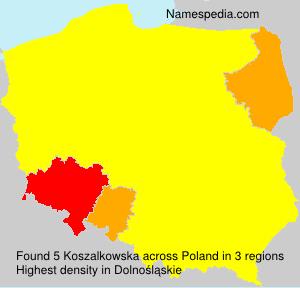 Koszalkowska
