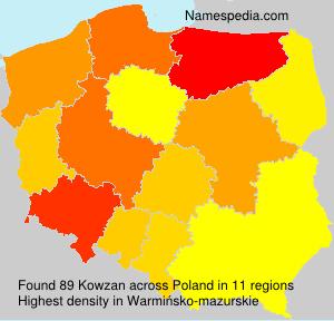 Kowzan
