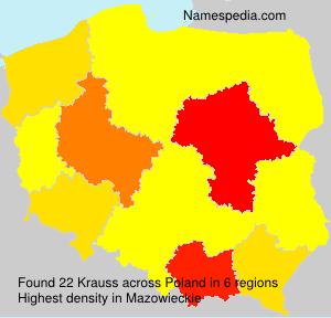 Krauss - Poland