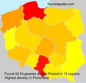 Krupowies - Poland