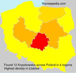 Kryszkowska
