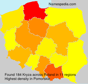 Kryza - Poland