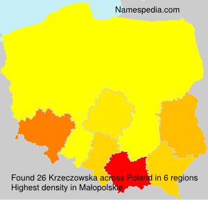 Krzeczowska
