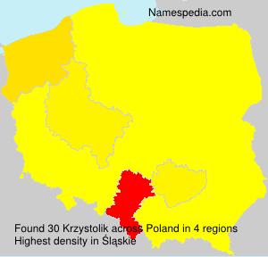 Krzystolik - Poland