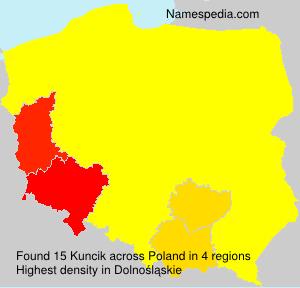 Kuncik - Poland