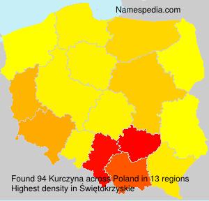Kurczyna - Poland
