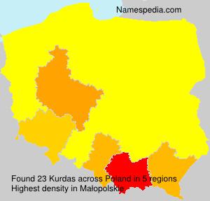 Kurdas - Poland