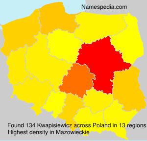 Kwapisiewicz - Poland