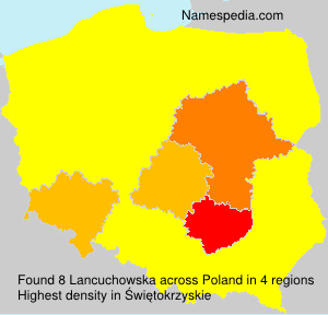 Lancuchowska