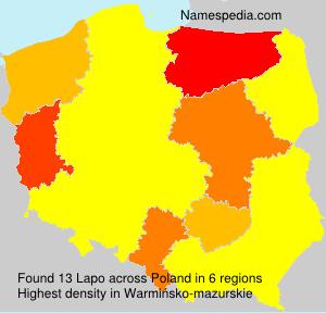 Lapo - Poland