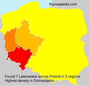 Latarowska