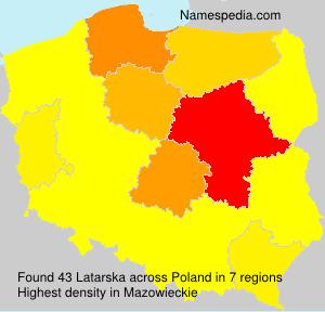 Latarska