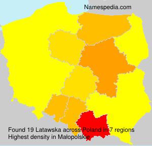 Latawska