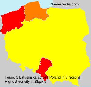 Latusinska