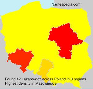 Lazanowicz