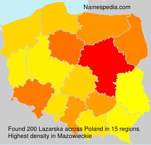 Lazarska