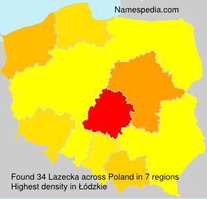 Lazecka