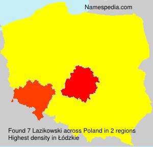 Lazikowski